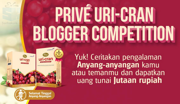 Prive Uri-cran Blogger Competition