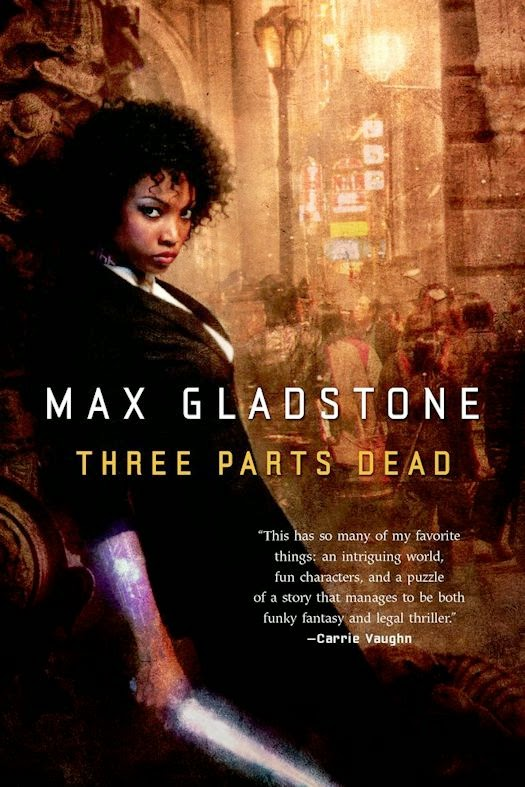 Guest Blog by Max Gladstone - Place as character in the Craft Sequence - July 22, 2014
