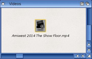 Epsilon's Amiga Blog: Playing Videos on AmigaOS4 1 using MPlayer-GUI