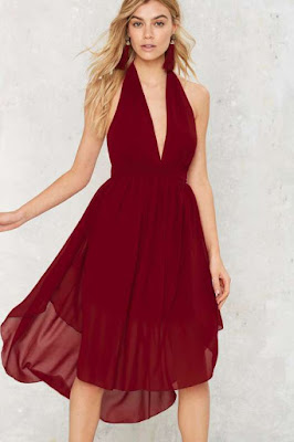 imagenes de Vestidos Rojos