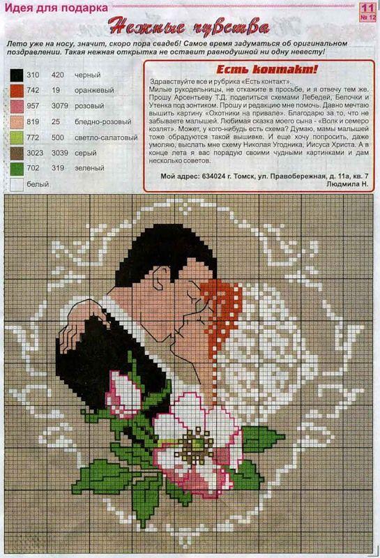 Estremamente Grande raccolta di Schemi e grafici per Punto croce free: Schema  RJ02