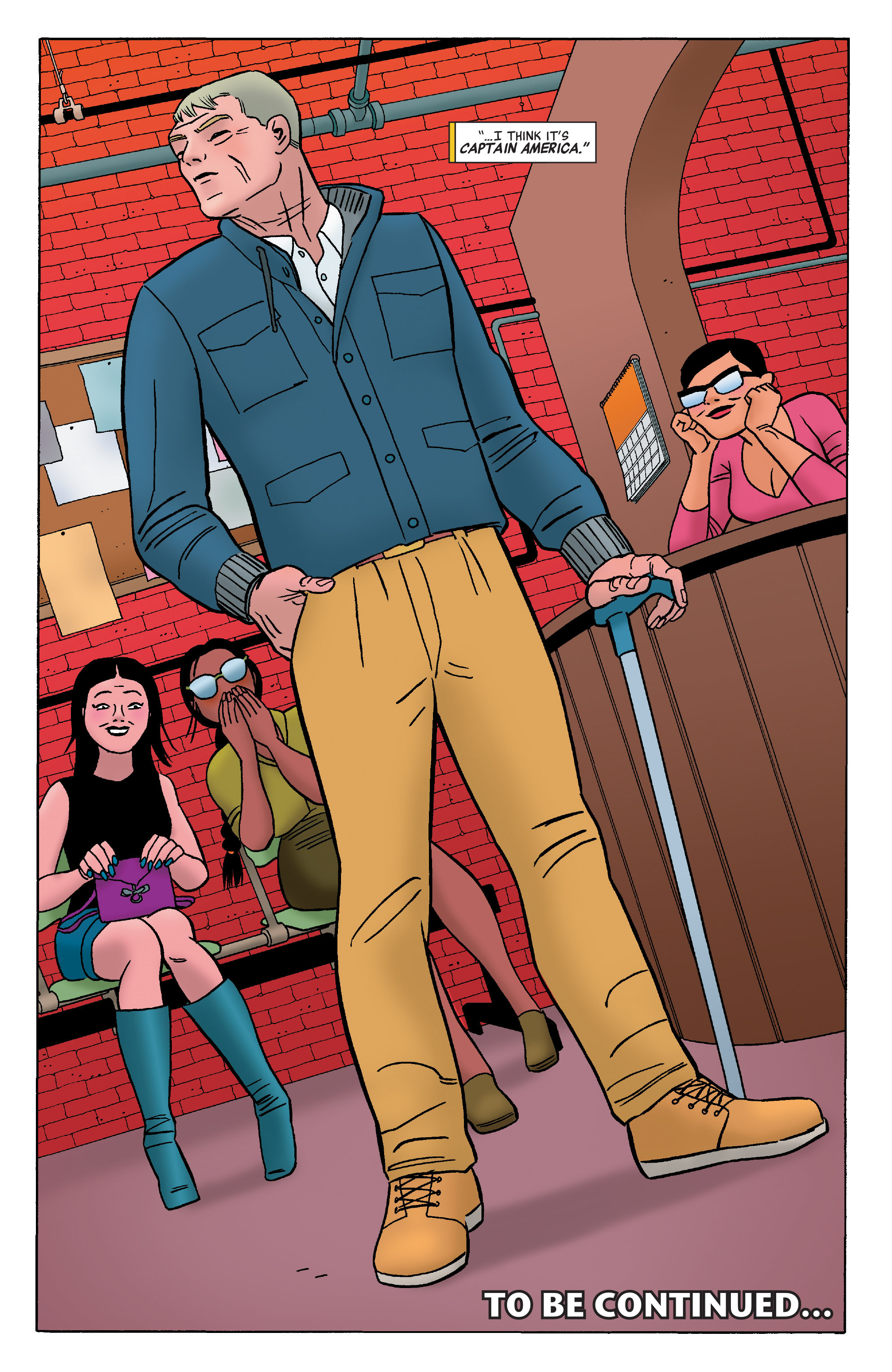Read online She-Hulk (2014) comic -  Issue #7 - 19