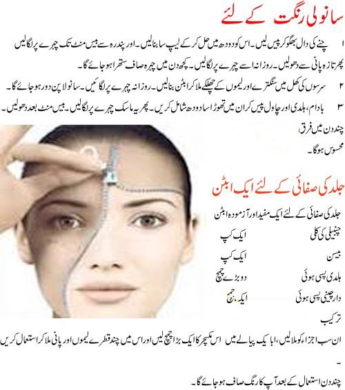 Beauti Tips In Urdu Allpakistan