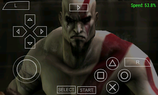 God Of War Ghost Of Sparta ISO PSP