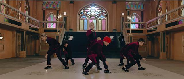 Di MV 'I'll Be Your Man' BtoB Kembali Unjuk Konsep Tarian Dramatis