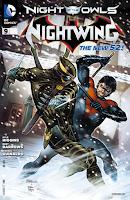 Nightwing #9 y #10