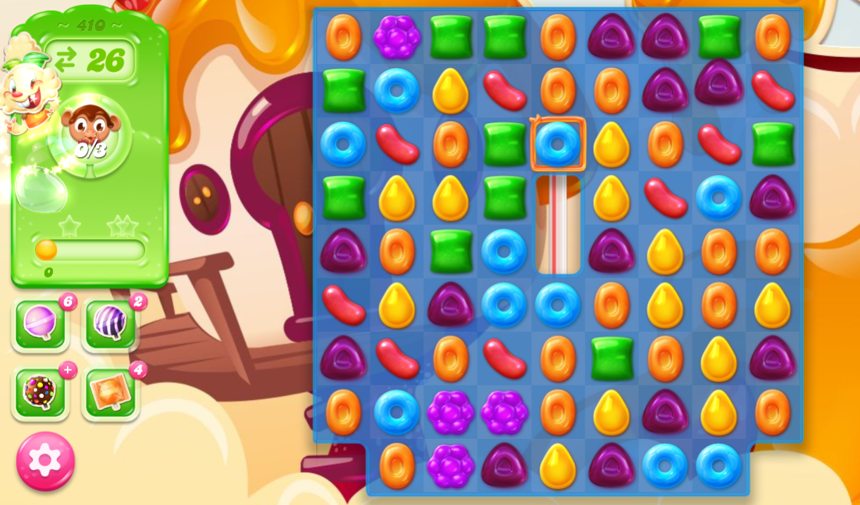 Candy Crush Jelly Saga 410