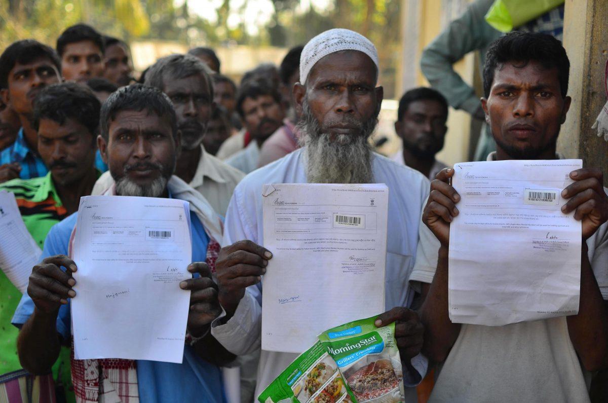 Muslim India Khawatir Dikeluarkan dari Daftar Warga Negara