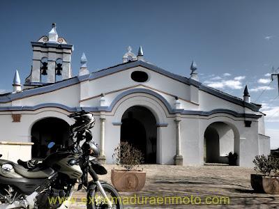 Ermita de Argeme,l cerca de Coria