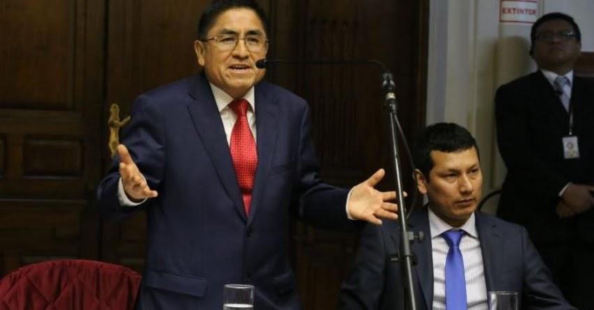 CÉSAR HINOSTROZA: España rechazó pedido de asilo de exvocal supremo, acusado de pertenecer a organización criminal «Los cuellos blancos del puerto»