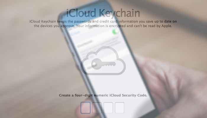 Cara Menggunakan iCloud Keychain di Perangkat IOS Anda