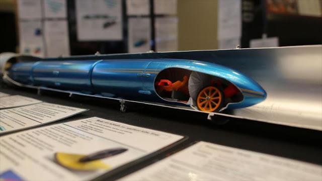 Moscú poseerá cápsulas de transporte a velocidad de 1220 km/h