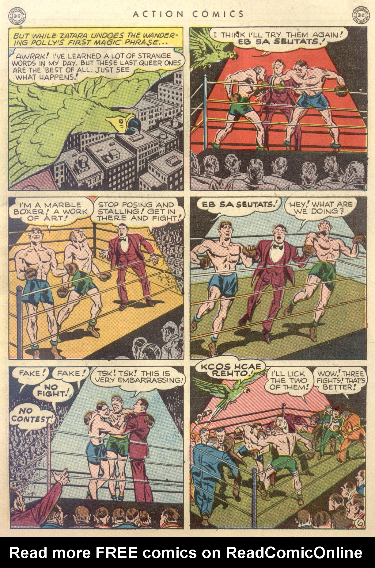 Read online Action Comics (1938) comic -  Issue #88 - 47