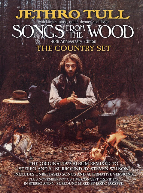 JETHRO TULL,SONGS FROM THE WOOD
