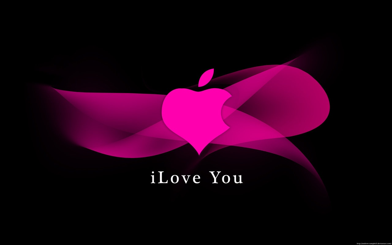 Best Wallpapers Zone: I Love You Wallpapers