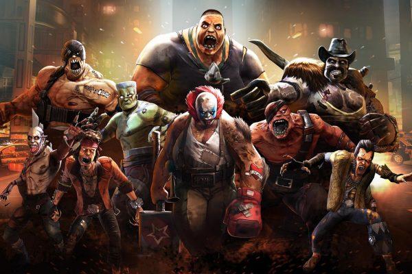 Zombie Fighting Champions
