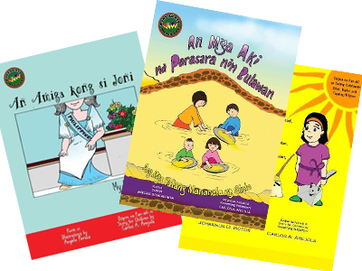 3 Bikolnon children's storybooks launched - BICOL STANDARD