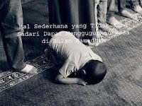 Hal Sederhana yang Tidak Kita Sadari Dapat Menggugurkan Dosa di Bulan Ramadhan !!