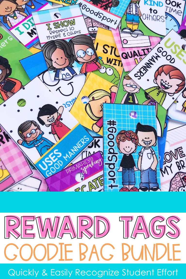 Reward Tags