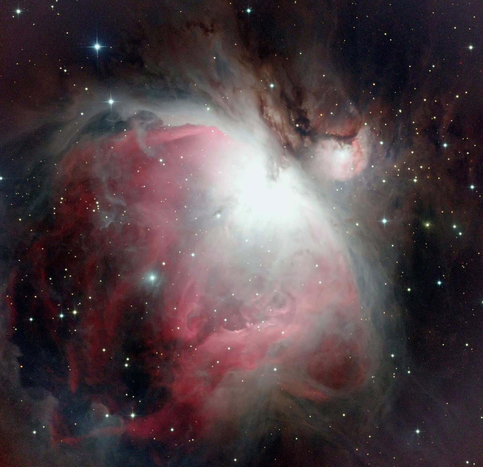 M42 The Great Orion Nebula Imaged with T31