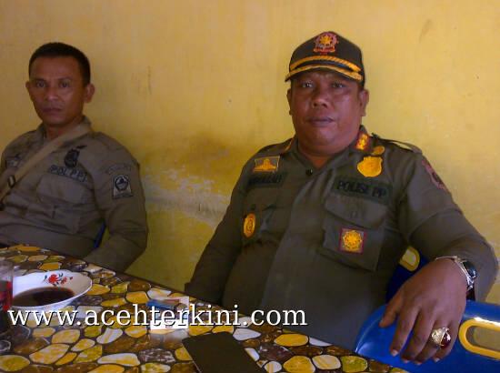 Puluhan PNS Di Aceh Singkil Terjaring Razia Satpol PP