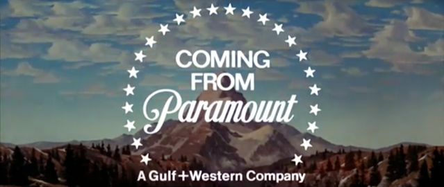 'Coming from Paramount': Not to be confused with 'Coming on Perry Mount!,' something that was uttered by a porn star during a film shoot with porn actor Perry Mount.