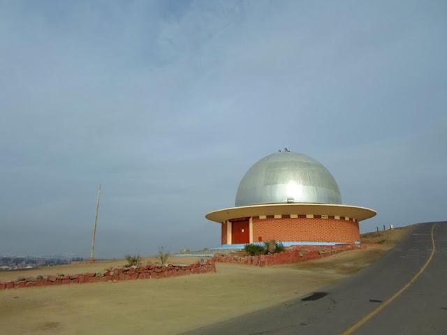 Planetario, Morro Solar