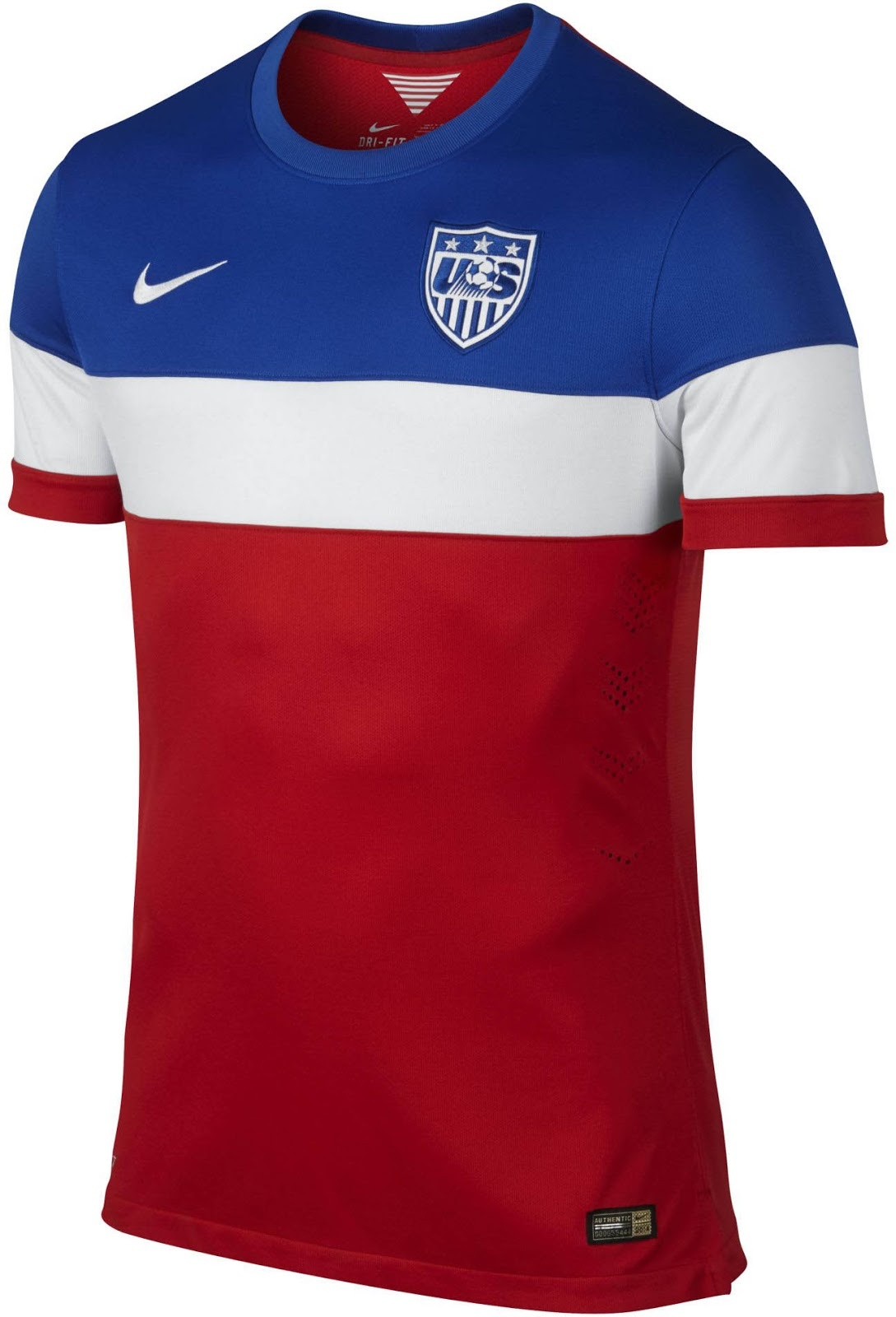 4f98dbb697f USA 2014 World Cup Home and Away Kits Released