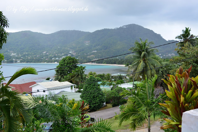 Seychellen - Teil 14. / Reise nach Mahe, Beau Vallon