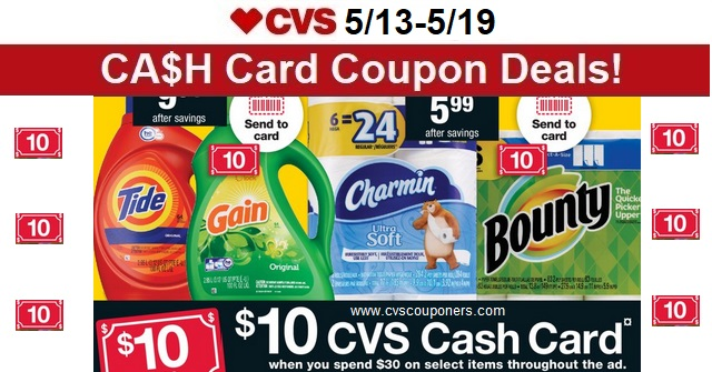 http://www.cvscouponers.com/2018/05/cvs-cash-card-coupon-deals-513-519.html