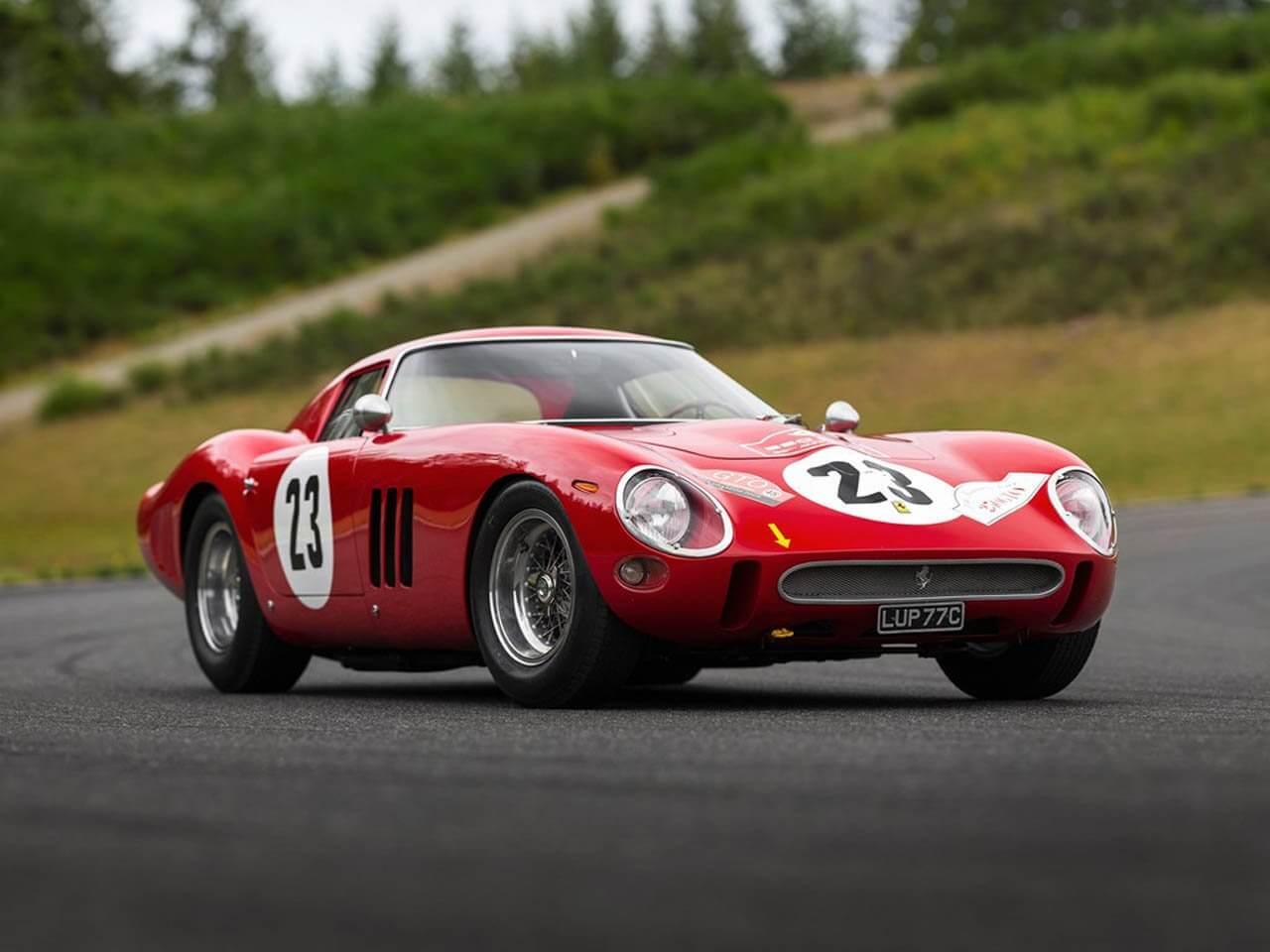 Ferrari 250 GTO 1962 Sells For Record $48.4 Million