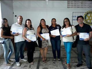 Servidores da 20ª Coorpin participaram de treinamento do Sistema