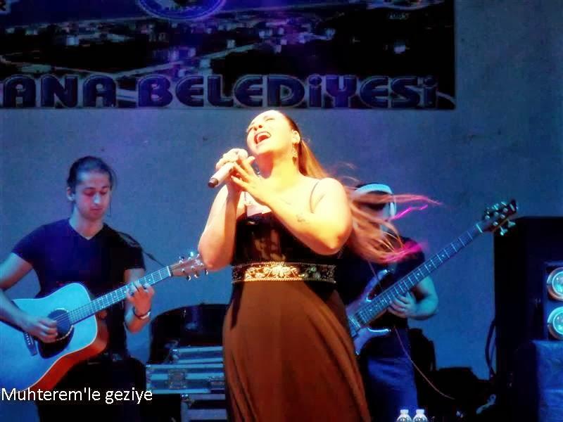 Işın Karaca Abana Konseri