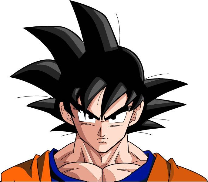 Rostro De Goku Para Colorear Juegos De Dragon Ball Dragonball Para
