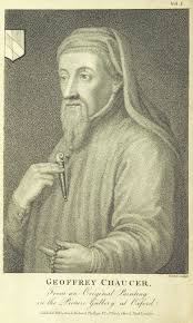 Geoffrey Chaucer the father of English poetry