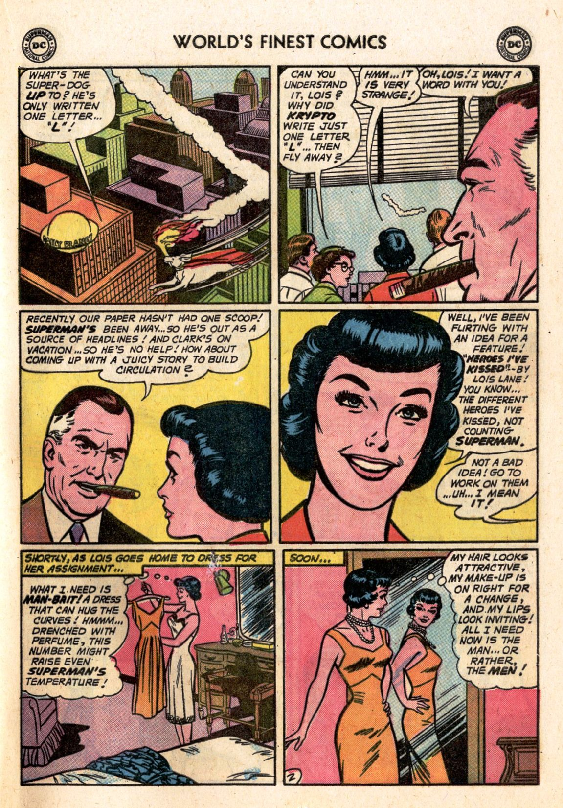 Read online World's Finest Comics comic -  Issue #141 - 25