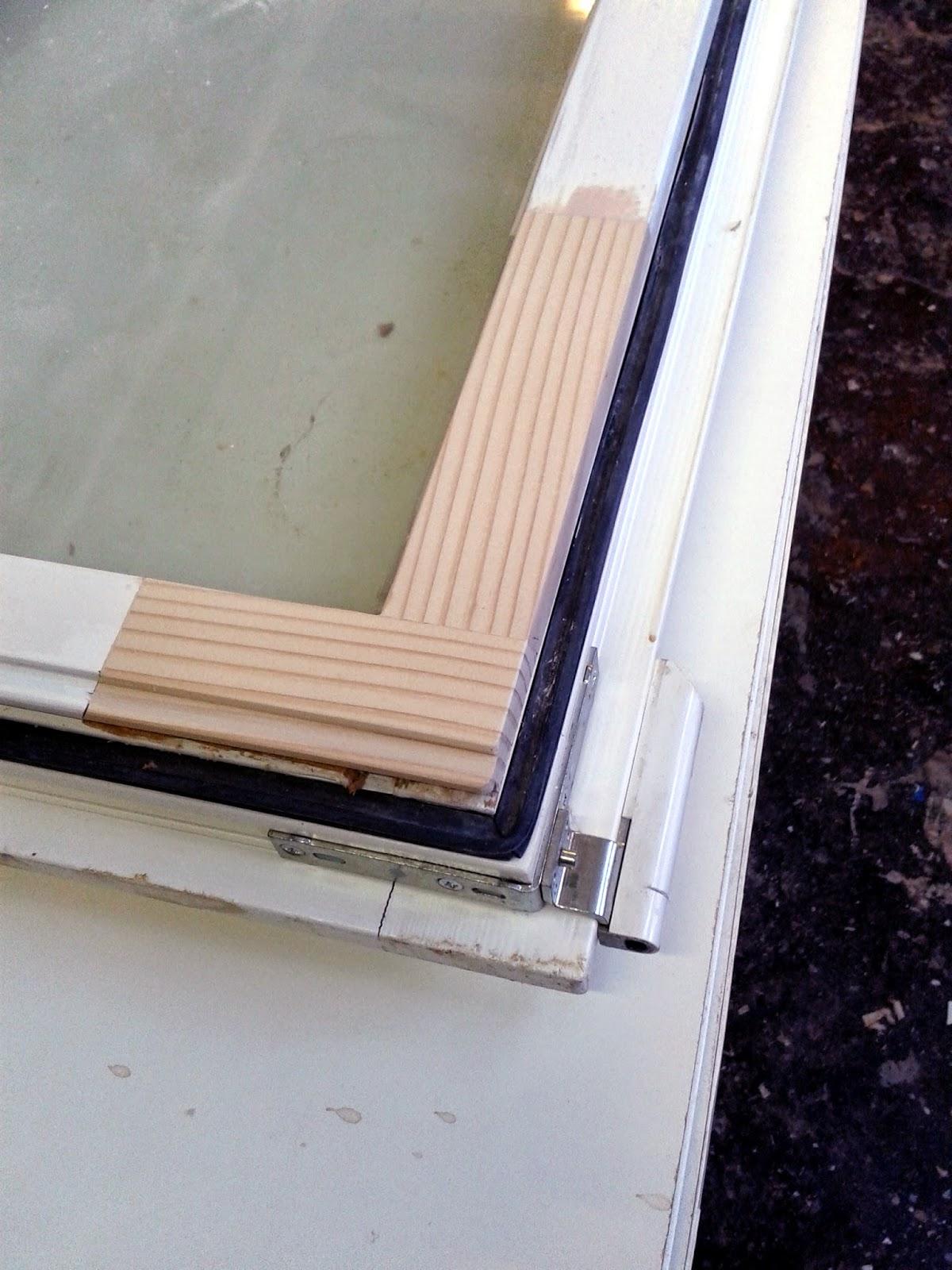 selber machen morsche holzfenster reparieren. Black Bedroom Furniture Sets. Home Design Ideas