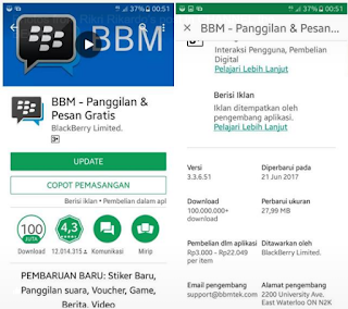 BBM Official Versi 3.3.12.135 Apk
