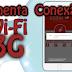 Aumenta VELOCIDADE Internet 3G/WIFI -Método infalível