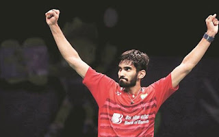 Spotlight : Kidambi Srikanth outclasses Lee Hyun Il to win maiden Denmark Open title