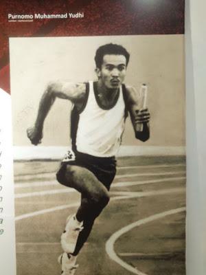 Legenda Lari Indonesia - Purnomo Muhammad Yudhi