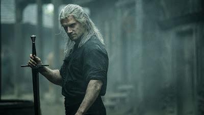 The Witcher Netflix - Henry Cavill como Geralt de Rivia