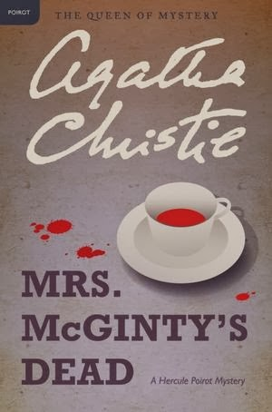Mrs. McGinty's Dead by Agatha Christie – Front Cover