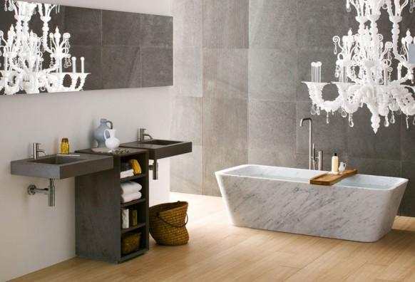 decora y disena: El Baño y el Feng Shui