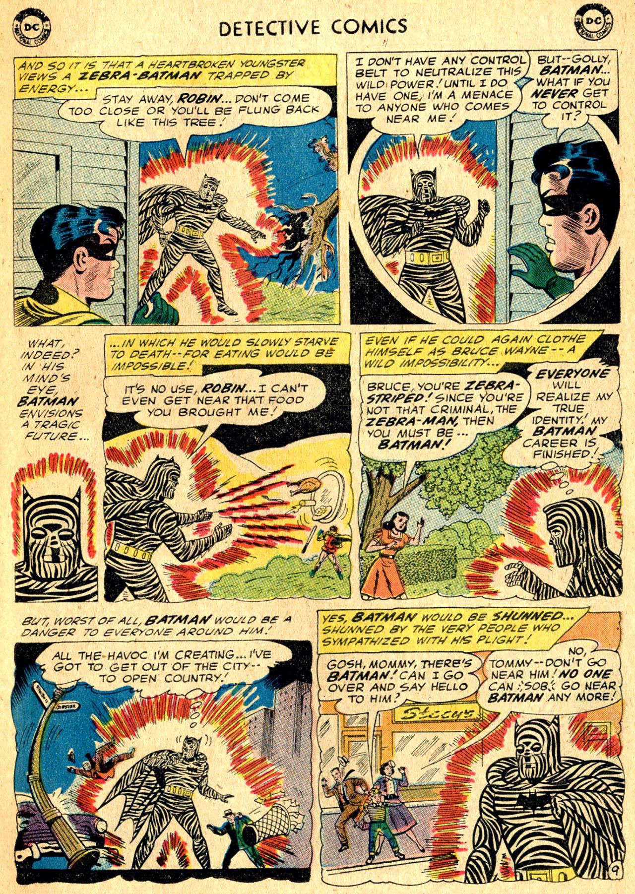 Read online Detective Comics (1937) comic -  Issue #275 - 11