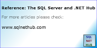 The SQL Server and .NET Hub