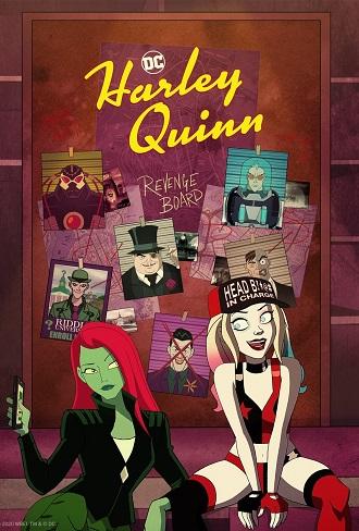 Harley Quinn Season 2 Download 480p & 720p All Episode thumbnail