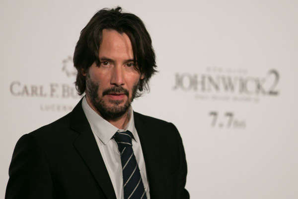 Keanu Reeves Proves His Kindness By Secretly Financing Children's Hospitals