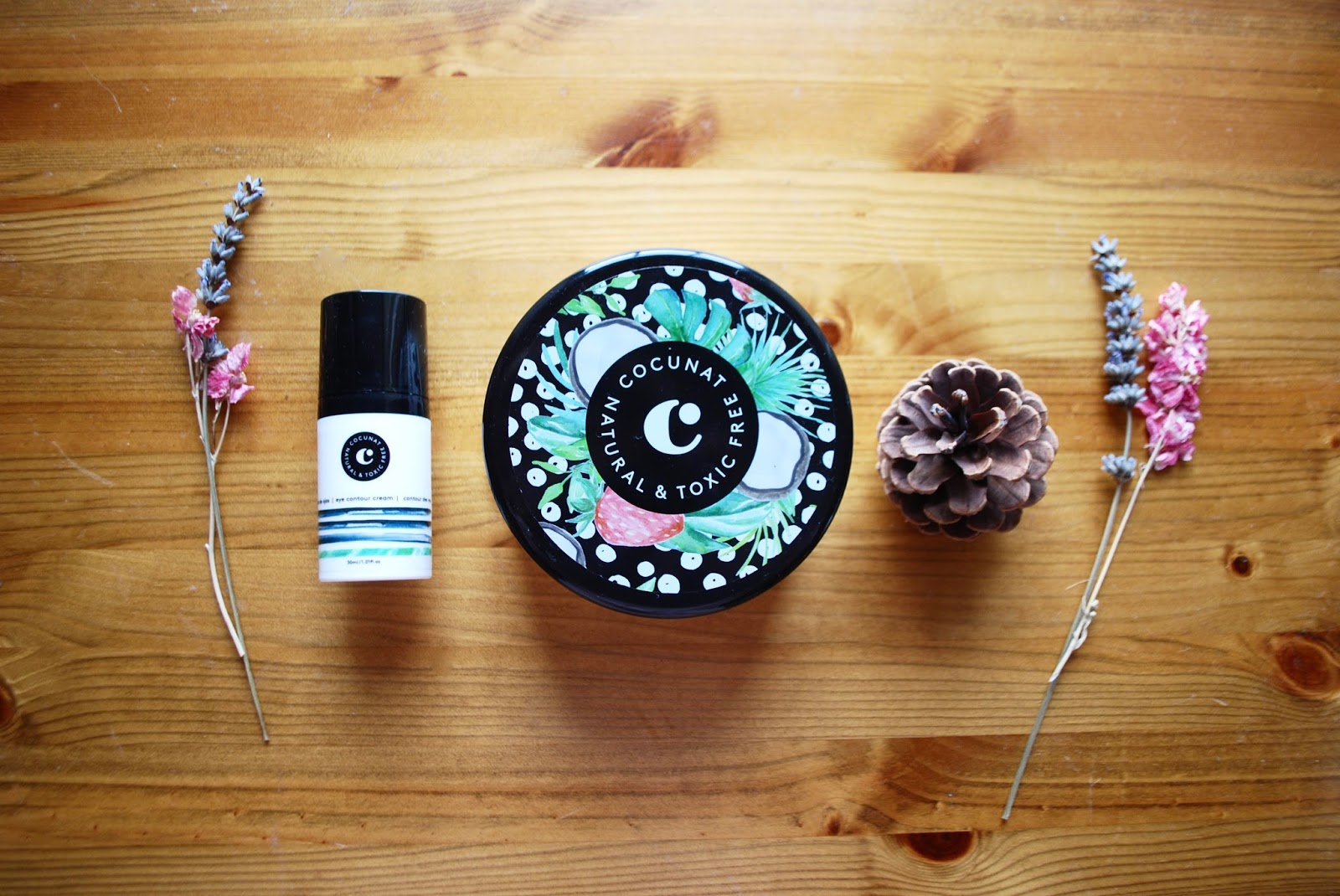 cocunat review eye contour cream and body mousse flatly