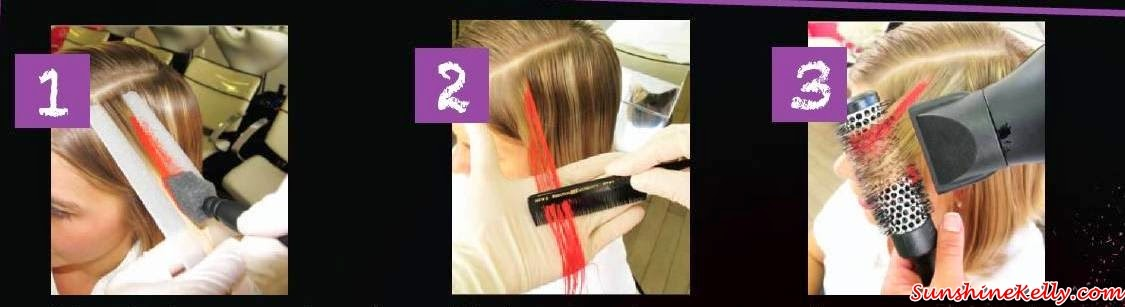 HairChalk by L'Oreal Professionnel, hairchalk, L'Oreal Professionnel, hair color, haircare, temporary hair color, centro hair salon, hairchalk colors, method to apply hairchalk, diy hairchalk